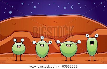 Little Martians