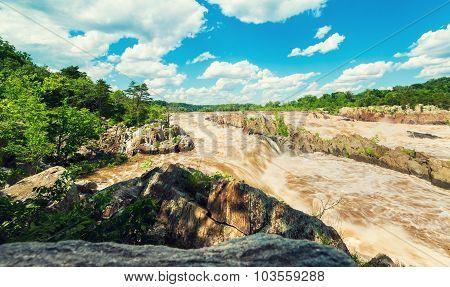 Great Falls National Park, Fairfax County, Va