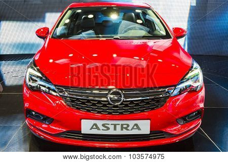 2016 Opel Astra K Sports Tourer