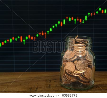 Finance And Investment Concept