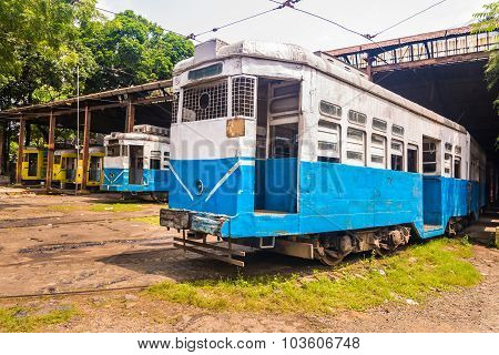 Calcutta Tramways