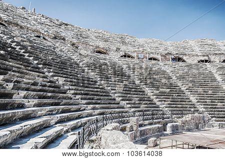 Side Amphitheatre Ruins