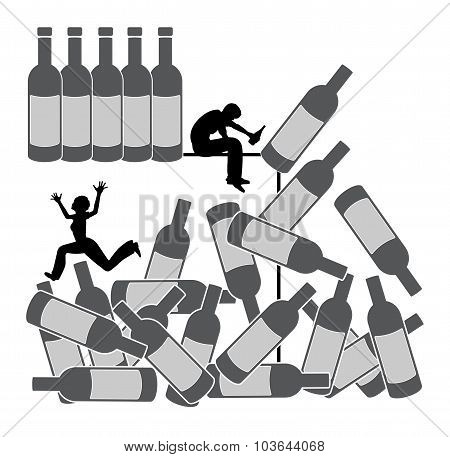 Alcohol Destroys Relationship