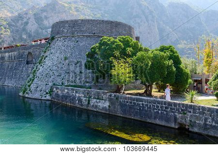Campana Tower, The Old Town Of Kotor, Montenegro