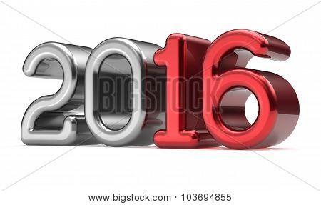 New 2016 Years Eve Wintertime Calendar Date Decoration Plan
