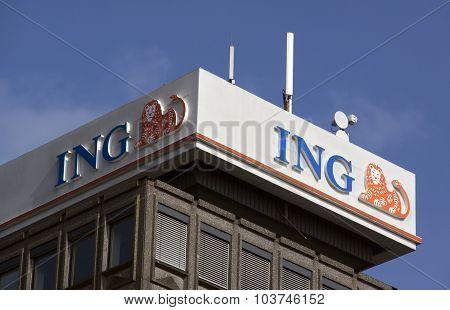 Ing Bank In Amsterdam