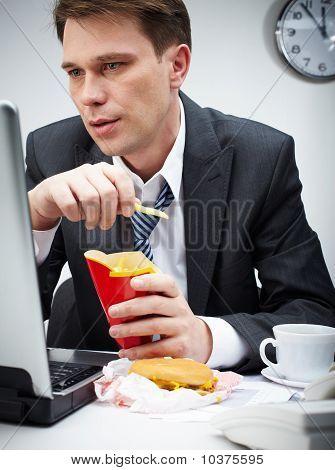 Fast Food Break