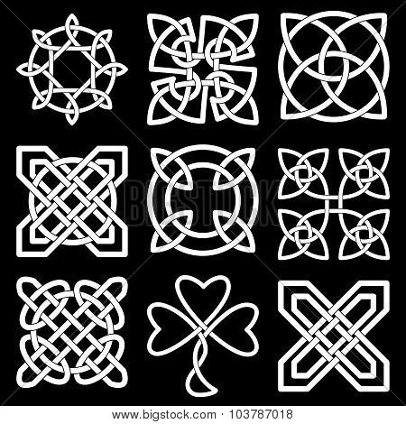 Collection Of Celtic Knots