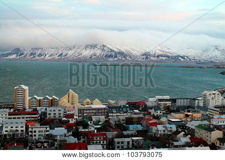 Views of Reykjavik