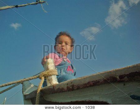 Baby Sailing 2