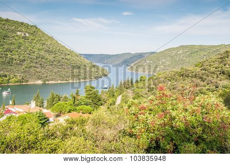 Limski Canal - Landmark Of Istrian Peninsula