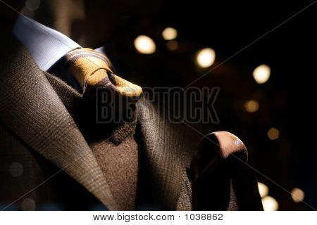 Cashmere Brown Jacket