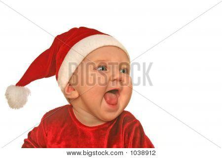 Christmas Baby Shrieking