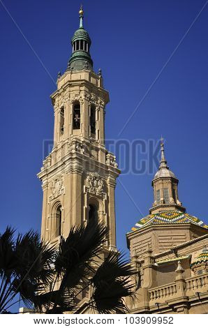 Basilica Of Our Lady Of The Pilar