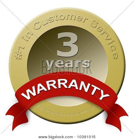 Customer service warranty