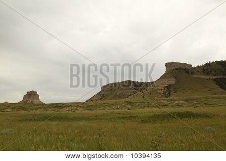Scottsbluff Landscape