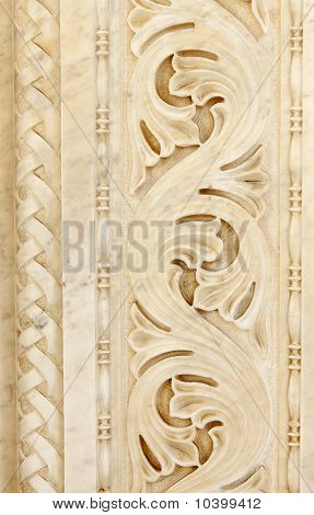 marble ornamental