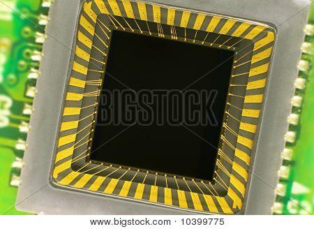 CDD Sensor On A Card