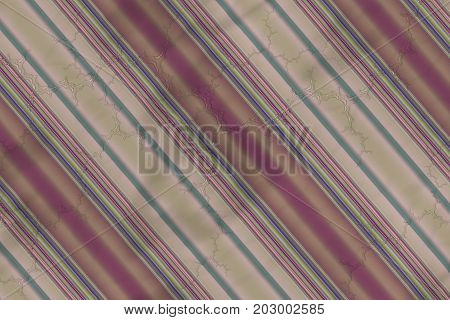 Abstract Striped Background Pattern