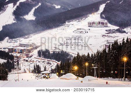 Ski Resort Bukovel