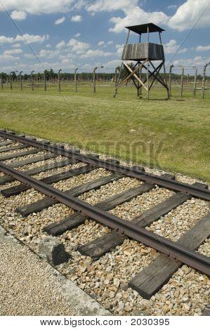 Auschwitz Ii-Birkenau Watch Tower