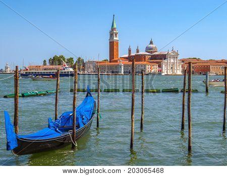Venice - San Giorgio Maggiore Island