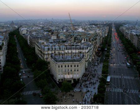 Paris Champs Elysees