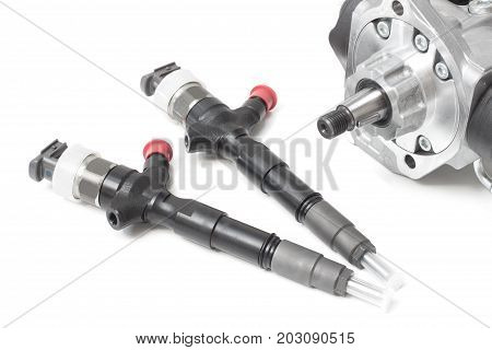 Injectors For Diesel Fue And Pump