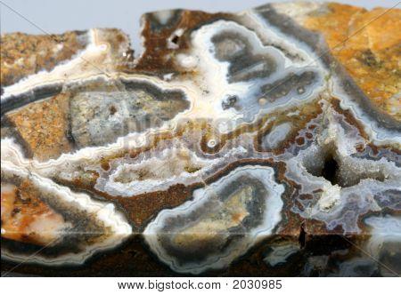 Geologic Stone Agate