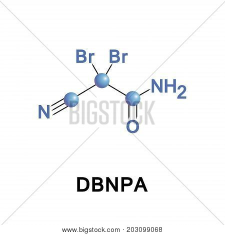 DBNPA or dibromonitrilopropionamide is a quick-kill biocide that easily hydrolyzes under both acidic and alkaline conditions.