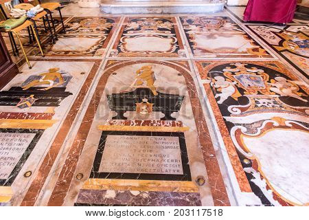 Church Of Saint John The Baptist, Malta