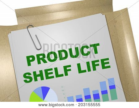 Product Shelf Life Concept