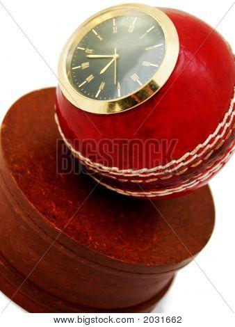 Cricket Clock