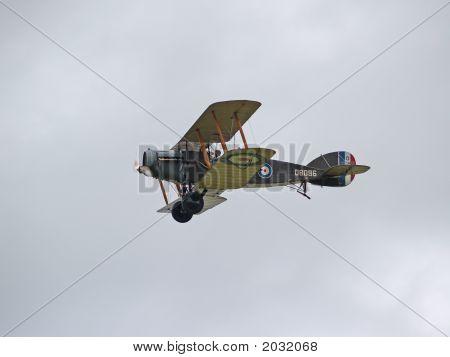 Bristol Fighter Flying