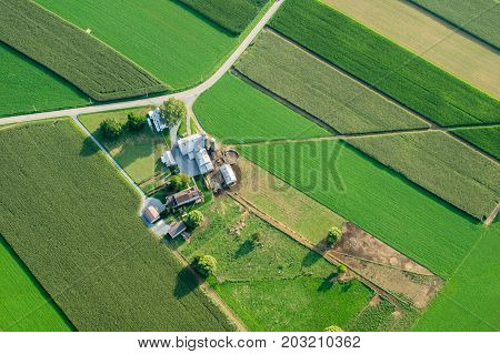 Farm From Above