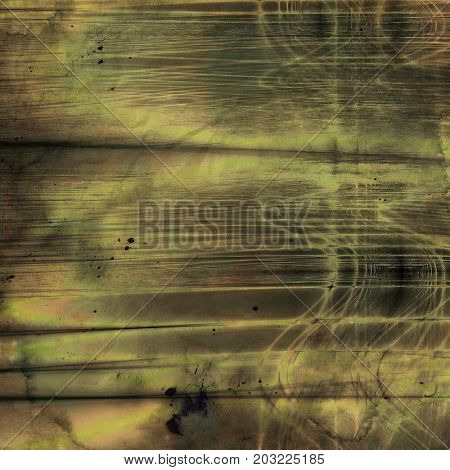 Vintage background with dirty grungy texture or overlay and different color patterns