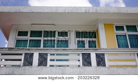 Details Of Old House In Mauritius Island