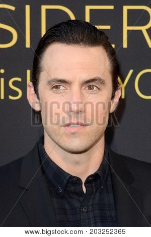 LOS ANGELES - AUG 14:  Milo Ventimiglia at the FYC Panel Event For 20th Century Fox And NBC's