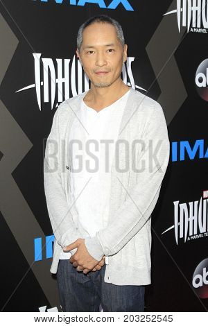 LOS ANGELES - AUG 28:  Ken Leung at the ABC and Marvel's