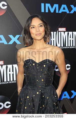 LOS ANGELES - AUG 28:  Sonya Balmores at the ABC and Marvel's