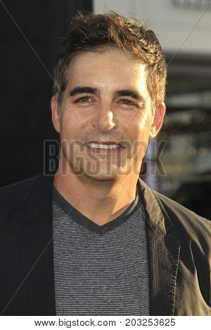 LOS ANGELES - SEP 5:  Galen Gering at the