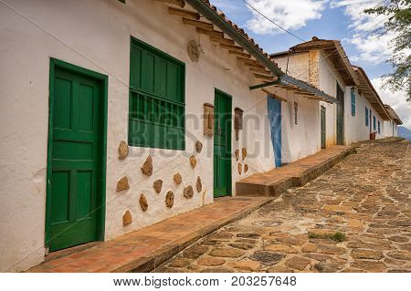 July 22, 2017 Barichara, Colombia: the rustic colonial house prices are skyrocketing in the popular tourist town