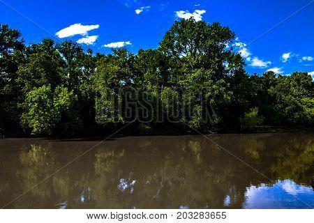 Yadkin River North Carolina, Boone's Cave, NC