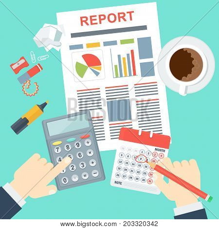 Workplace With Report