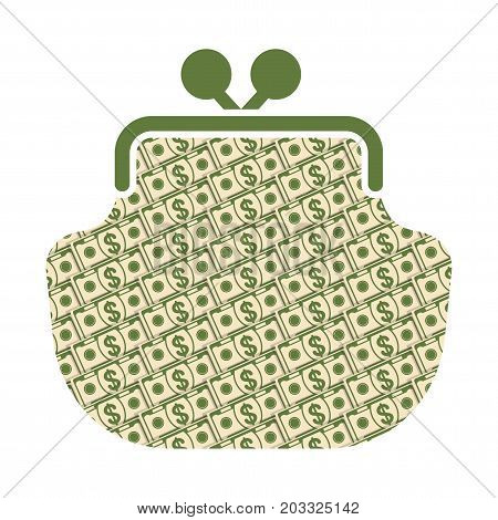 Paper Money Wallet Icon