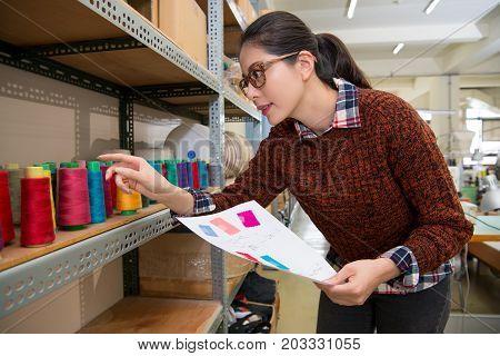 Seriously Fashion Clothing Company Female Employee