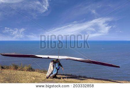 tandem hang gliding Rex Point Lookout Cairns