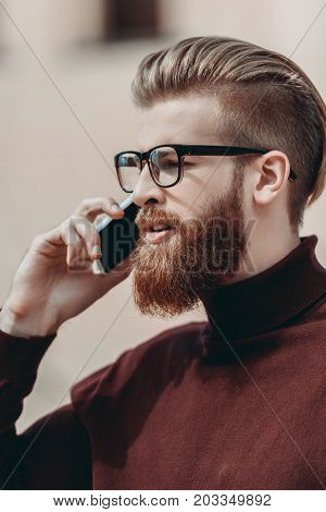 Talking By Phone