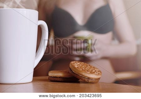 Erotic Coffee Break