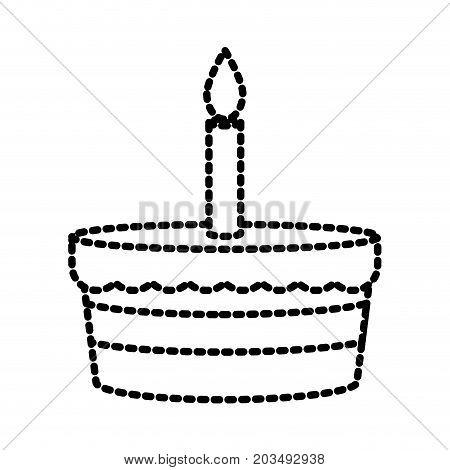 Bakery Birthday Cake